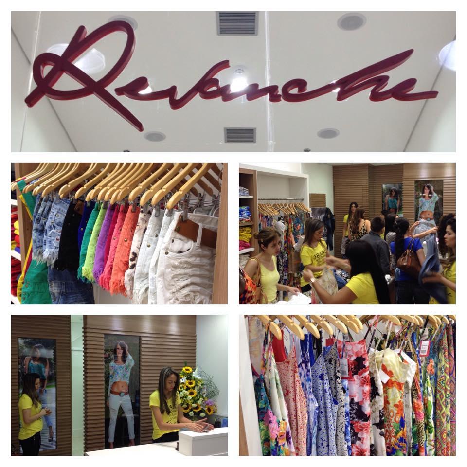 f462b8d78 Reinauguração da loja Revanche do Shopping Center Norte